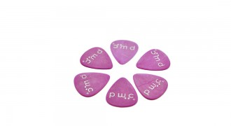 Guitar Picks Darlin Super grip 1,14