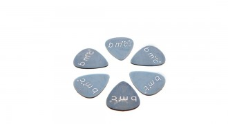 Guitar Pick Darlin Super grip 1,00